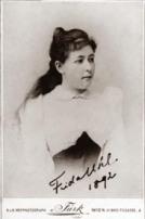 2nd wife - Frida Uhl
