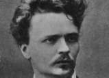 August Strindberg, författare